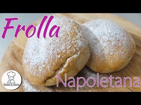 Frolla Napoletana Sfogliatella