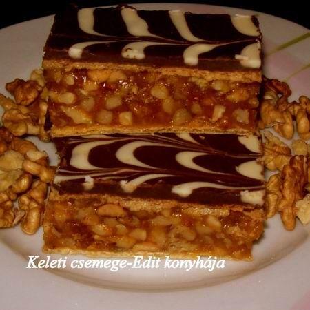 Egy finom Keleti csemege csokimázzal ebédre vagy vacsorára? Keleti csemege csokimázzal Receptek a Mindmegette.hu Recept gyűjteményében!