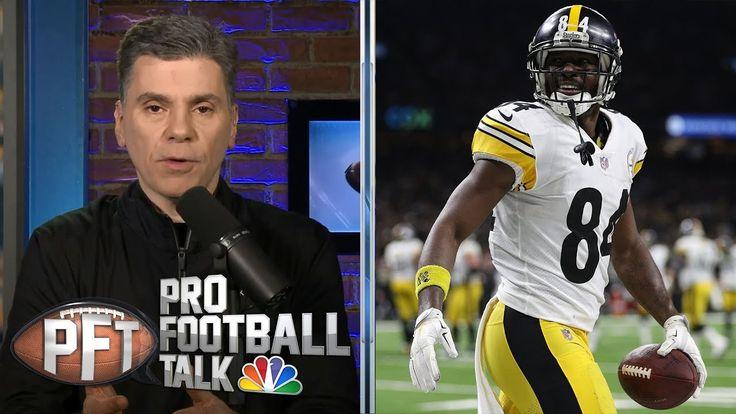 Antonio Brown, Raiders took advantage of desperate