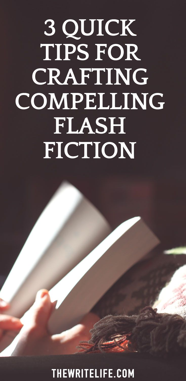 Flash fiction stories: Writing tips and examples
