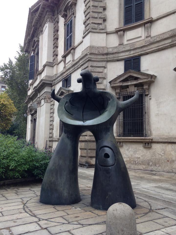 Milano, Palazzo del Senato #FAIMARATHON #ViaggioinEuropa #Milano #ShareCulture #heritage
