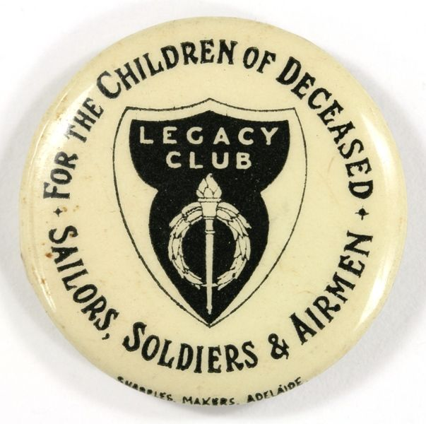 For the Children of Deceased Sailors Soldiers & Airmen
