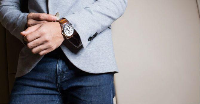 Kavaj Till Jeans  5 Stilregler Att Följa För Att Det Ska Bli Snyggt