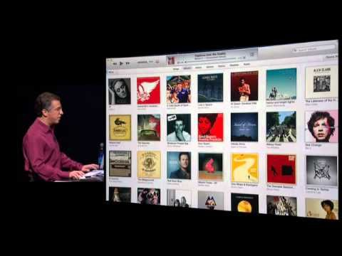 iTunes 11 introduction September 12, 2012