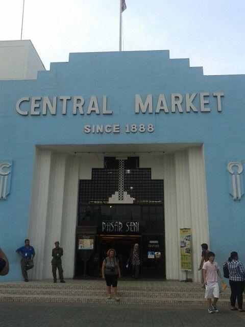 Central Market, kuala lumpur