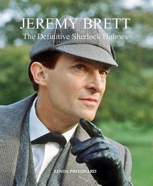 "Sherlock Holmes - Jeremy Brett. ""The Definitive Sherlock Holmes"". This makes me so happy, no one was more accurate to the books than he was. :D"