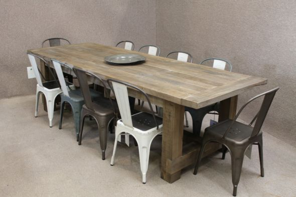 25+ Best Ideas About Chunky Dining Table On Pinterest