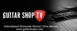 Guitarshoptv.com showcase winner