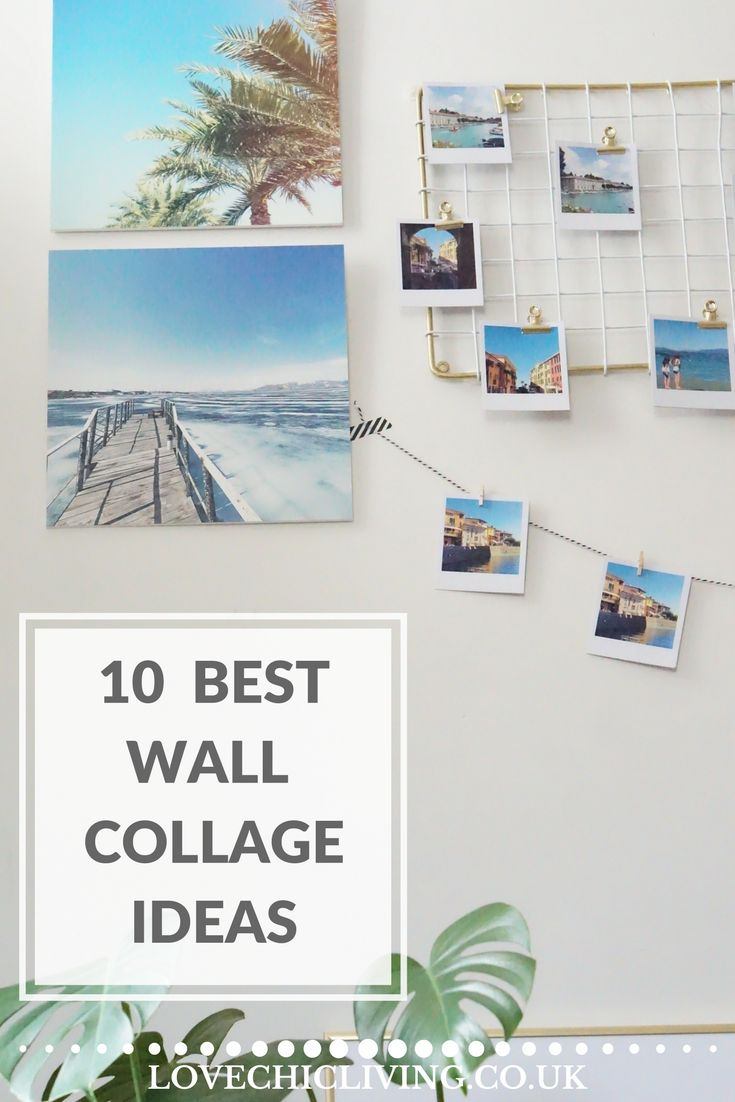 32 best Photo Wall Ideas images on Pinterest   Picture ...