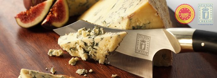 Stilton Cheese. I regularly get cravings for this wonderfully smelly cheese! I love to cook with it too.
