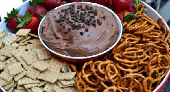 Brownie Batter Dip | Our Everyday Dinners: Fun Recipes, Batter Dips Yum, Brown Sugar, Brownie Batter Dip, Savory Recipes, Sweet Tooth, Graham Crackers, Dips Recipes, Brownies Batter Dips