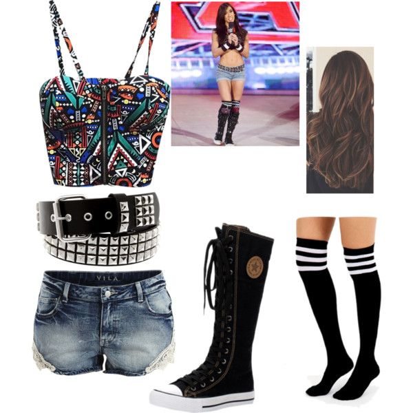my AJ LEE outfit by raynesolomon on Polyvore featuring polyvore fashion style VILA Ryder