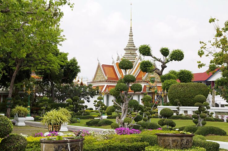cheap flights and hotels to Bangkok