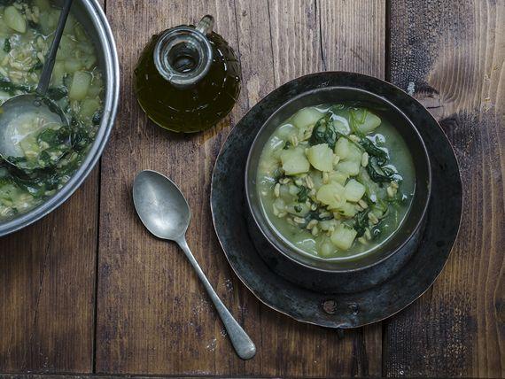 Zuppe e minestroni da gustare quando fa freddo
