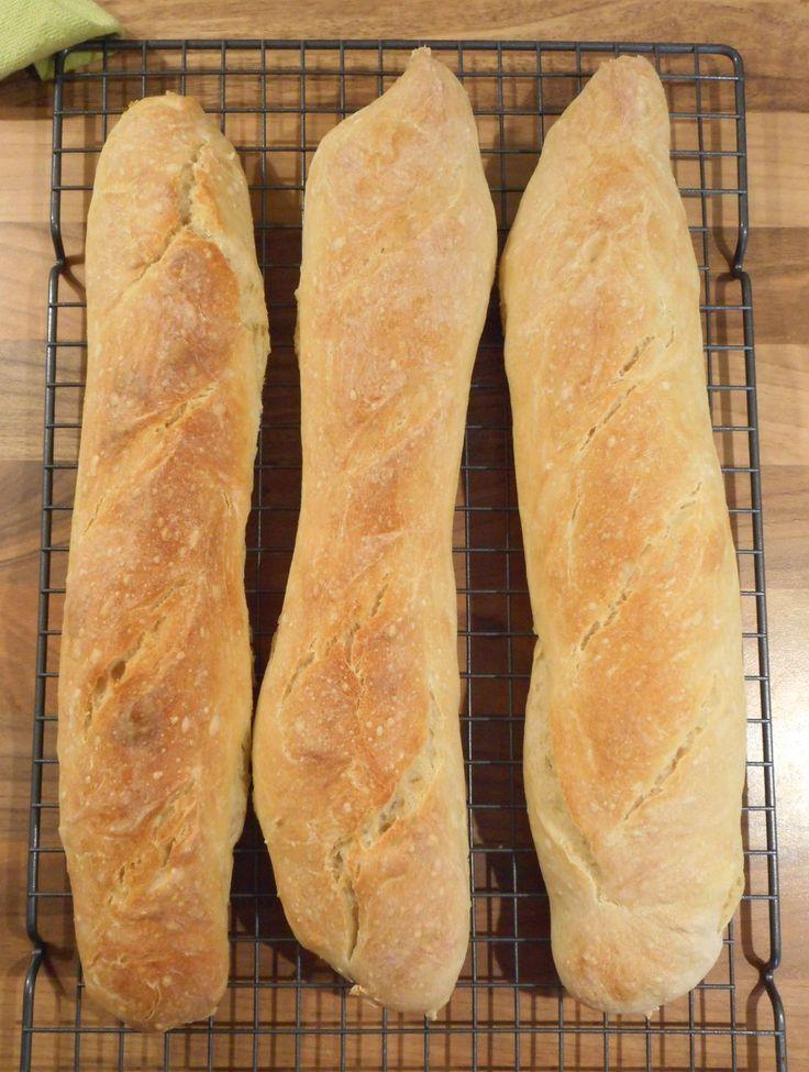 Baguettes / Brood / Brood & lunch / Recepten | Hetkeukentjevansyts.jouwweb.nl