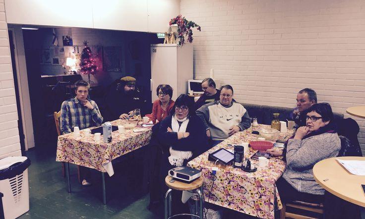 Osuuskunta Ilo. Tohmajärvi joulukuussa 2016