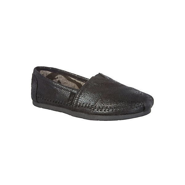 Skechers Womens Bobs Rain Dance Loafers (1,995 PHP) ❤ liked on Polyvore featuring shoes, loafers, black, black loafer shoes, black shoes, loafers moccasins, skechers footwear and skechers shoes