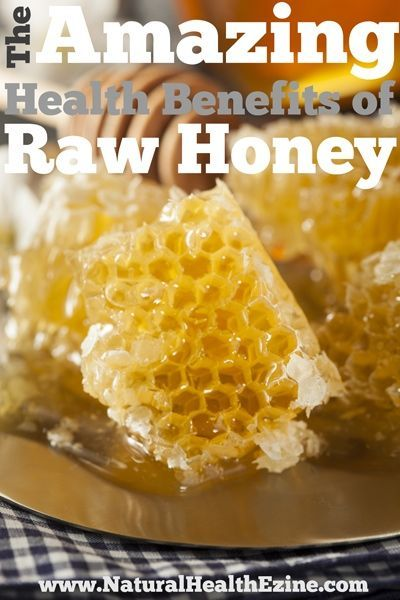 the health benefits of raw honey