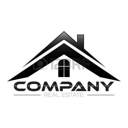 logotipo inmobiliaria: Logotipo de bienes raíces