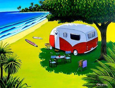 David D'Aguiar Artist Noosa Heads Eumundi Markets Queensland | paintings for sale