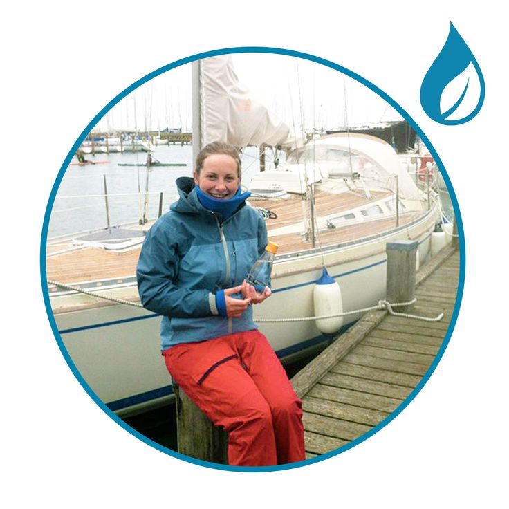 """The Retap Team⛵️⚓️  This week you meet Patricia Schandlbauer who is Sales Executive at Retap.  Patricia's favorite Retap moment: """"Whenever I am out and about I always bringmy Retap Bottle. A short stop, taking my time for a little sip of water, now that is a Retap moment.""""  You can read about the entire team via this link: http://www.retap.com/contact/office-denmark?utm_content=buffer8d454&utm_medium=social&utm_source=pinterest.com&utm_campaign=buffer #theretapteam #stayrefreshed…"""