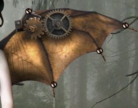 steampunk wings | ... only steampunk thing i would love to see is this steampunk fairy wings