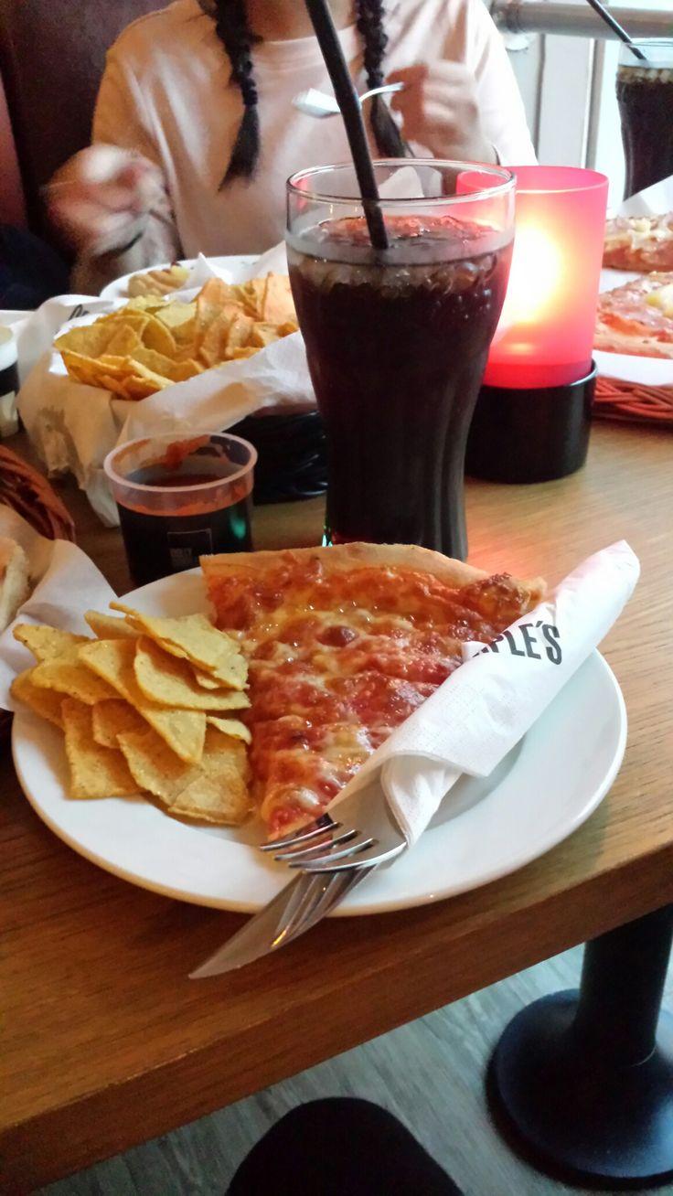 #Pizza&Nachos