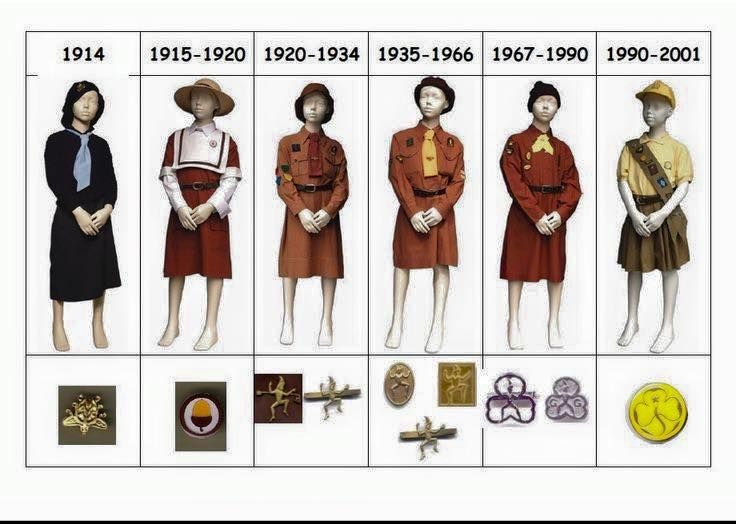 96 best Guiding - Uniforms of the World images on ...