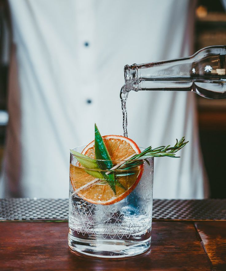 You don't need to spend more than $30 on a gin to have something in your glass that is endlessly delightful. Here are seven gins that won't break the bank. #gin #guide #cocktails #drinks