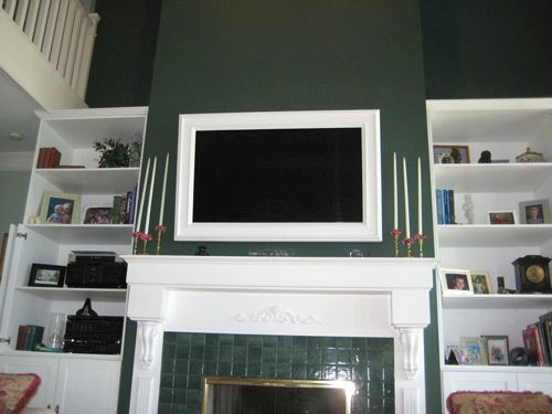 TV Mirror - TV Art Cover - TV frames | Frame My TV