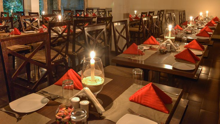 A wholesome dinner buffet at Seashell Hotels and Resorts  at Andaman and Nicobar sounds like a wonderful plan tonight!