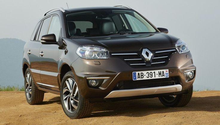 Renault Koleos, una segunda generación prevista para 2016 - http://www.actualidadmotor.com/2014/07/23/renault-koleos-una-segunda-generacion-prevista-para-2016/