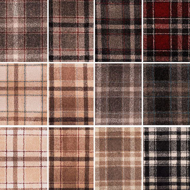 Dali Tartan Carpet   Cheap Carpets Online   OnlineCarpets.co.uk