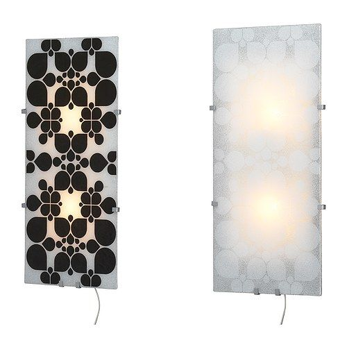 Ikea Wall Lamp Panels For Behind Couch Family Room Remodel Pinterest Wall Lighting Cool