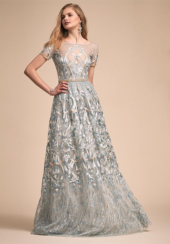 235543a2f82 BHLDN (Mother of the Bride) Kalina Dress Blue Mother Of The Bride Dress