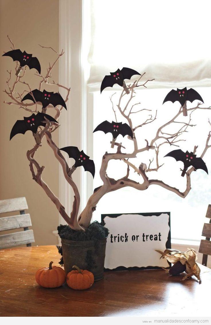 Trick or Treat Candy Banner Decoraci/ón para fiestas de Halloween Glitter Oro Violeta Negro Guirnalda de banderines con caramelos de calavera de b/úho ara/ña fantasma calabaza para todos Hallows Eve