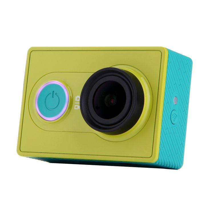 Original xiaoyi action sports camera wifi sport camera 16mp 60fps ambarella Bluetooth waterproof smart z23l | worth buying on AliExpress