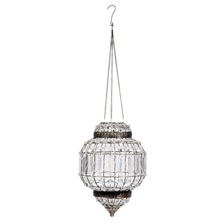 Lampe marocaine maison du monde avie home - Lanterne maison du monde ...
