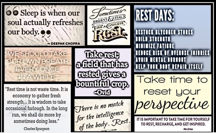 About Making the Time to Rest, Reflect, Re-Charge & Gain new Insights & Perspectives | Amanda Brinkmann | LinkedIn