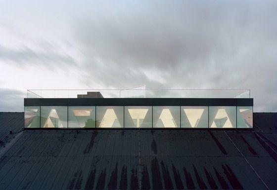 KUEHN MALVEZZI Architects - Julia Stoschek Collection, Düsseldorf
