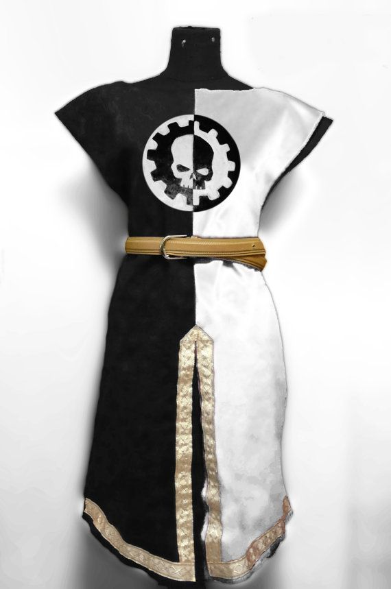 MADE TO ORDER  tabard surcoat larp Warhammer by RavenThreadsLab