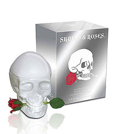 Ed Hardy Skulls & Roses Perfume