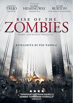 Rise of the Zombies DVD. 9,99€