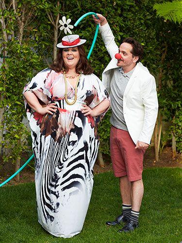 Melissa McCarthy Interview - Melissa McCartney on Ben Falcone and Plus-Size Fashion - Redbook