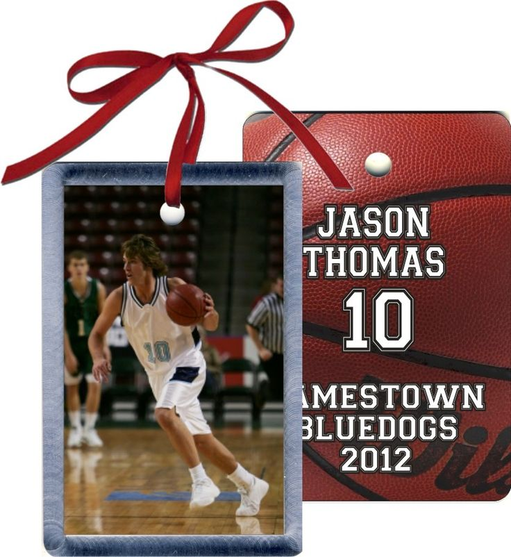 23 best personalized basketball team gifts images on pinterest dixie midwest basketball personalized photo ornament negle Choice Image