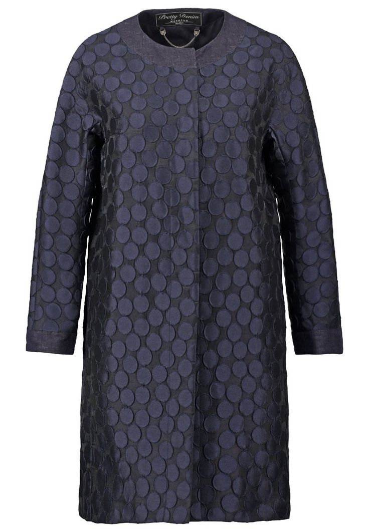WEEKEND MaxMara BAFFO Korte jas nachtblau