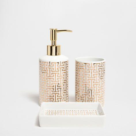 17 beste idee n over gouden badkamer op pinterest hoofdsuite visgraat tegel en slaapzaal - Deco mozaieken badkamer ...