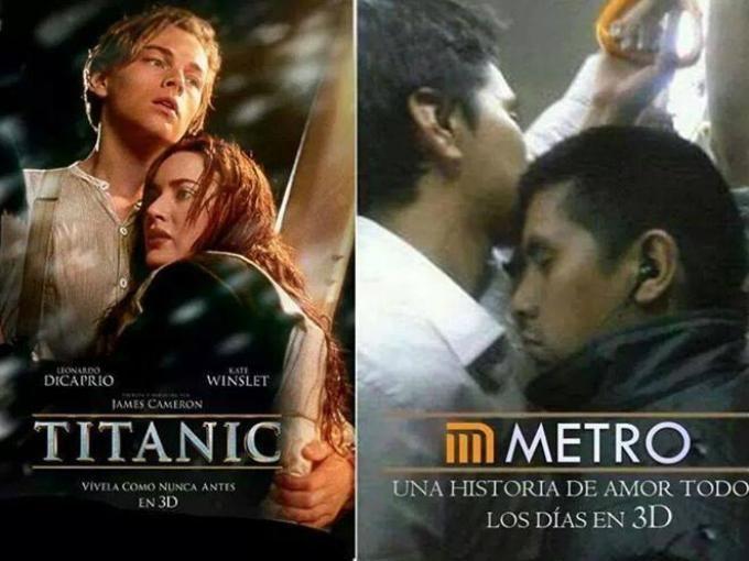 Memes del metro de la ciudad de méxico | ActitudFEM
