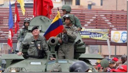 Cronología: Aumento de salario a militares venezolanos desde 1999 - http://www.leanoticias.com/2014/10/28/cronologia-aumento-de-salario-a-militares-venezolanos-desde-1999/
