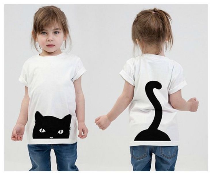Camiseta con gatito